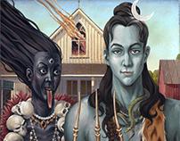 Shiva Kali Gothic