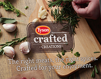 Tyson® Crafted Creations®