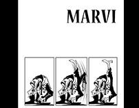 Comic Series Pilot - Marvi