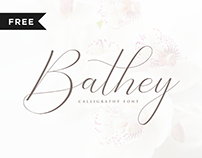 FREE | Bathey Script