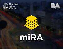 miRA - Augmented Reality - Buenos Aires Ciudad