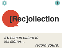 [Rec]ollection