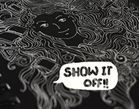 Show it off!