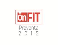 Preventa revista OnFIT