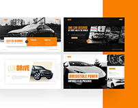 Luxidrive – Automotive Powerpoint and Keynote Template