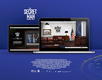 The Secret Man - Web Design Official Movie