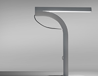 SPLIT iconic desk lamp By designlibero