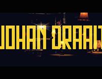 Johan Draait // Johan Spins