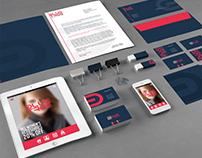 Corporate Branding PSD Template (Free)
