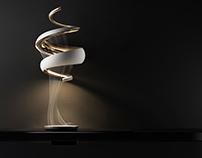 "Elica Design Award 2015 - Concept Hood ""FLOW"""