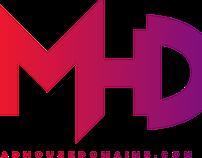 MadhouseDomains.com Logo Design