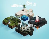 Relações Interdisciplinares voltadas ao Meio Ambiente
