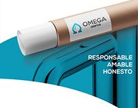Omega Grifos Branding Proposal
