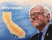 Bernie Westward