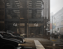 Architectural Concept in LA