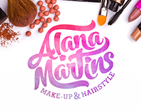 Alana Martins - Make-Up & Hairstyle | Bravo Design!