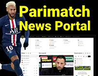 Parimatch News Portal