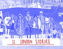 LONDON x 11