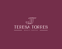 Teresa Torres · Beauty Center - Branding