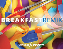 CHASE FREEDOM: Breakfast Remix //  Video