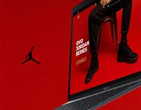 Jordan - Website concept