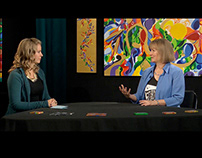Talk Art Interview: Art & Technology, Sally Rayn