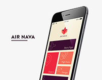 Air Nava - Mobile Application