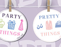 Pretty Things/Party Things