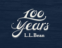 L.L.Bean 100th Anniversary