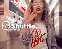 Shuffle™ | T-shirt illustration