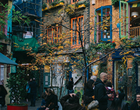 Neal's Yard @ Covent Garden