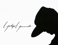 PSA ~ Yohji Yamamoto Women's Catalog, Winter 1986