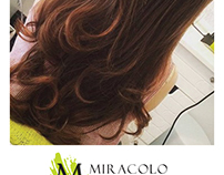 Miracolo Hair Salon Ad
