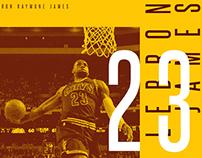 LeBron James Poster