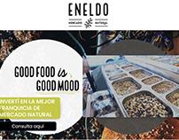 Eneldo - Landing page