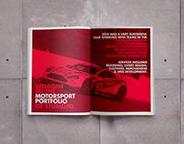STUDIOJQ Motorsport Portfolio 2015
