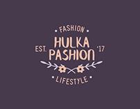 Hulka Pashion Logo Design