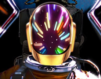 Daft Punk Tribute - Are you ready for the next Odyssey?
