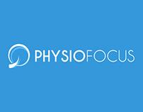 Website/logo redesign for PhysioFocus