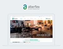 Alberflex - Website