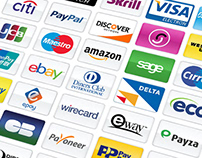 50 Payment system icons