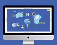 Chocolat Jeunesse Website