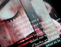 Du Livre au Lire — Through the Reader