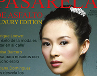 Portada de Revista/Magazine Cover