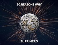ZENITH - 50th EL PRIMERO