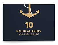 10 Nautical Knots Infographic Booklet