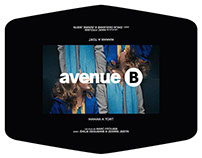 Avenue B • Website