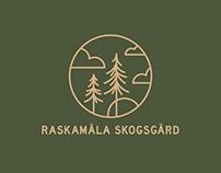 Branding for Raskamåla Skogsgård