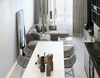 Modern apartment in Kyiv