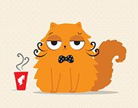 Caramel CH mascot